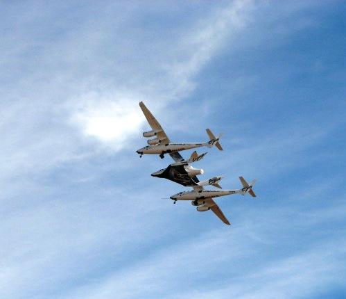 WhiteKnightTwo/SpaceShipTwo