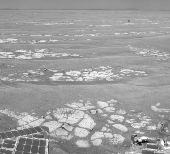 view from Opportunity