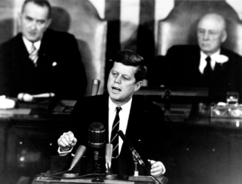 Kennedy's speech