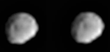 first images of Vesta