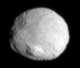 Vesta from 62,000 miles