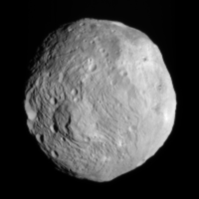 July 9 Vesta image