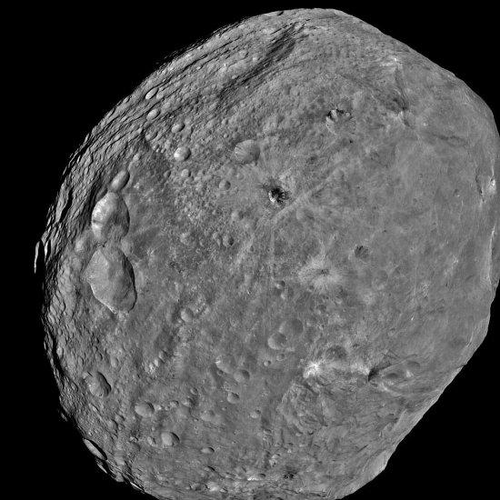 Full frame Vesta image