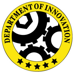 Department of Innovation logo