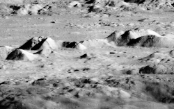 Oblique image of Copernicus taken in 1966