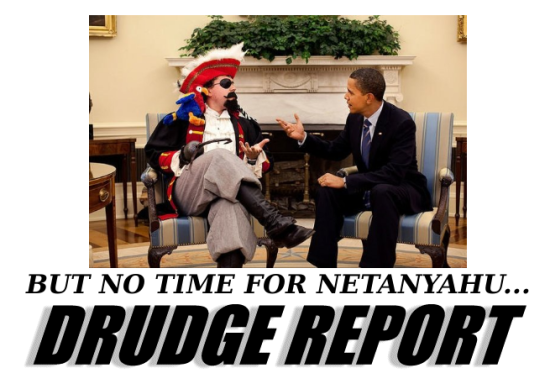 Obama and pirate