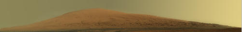 Mt Sharp