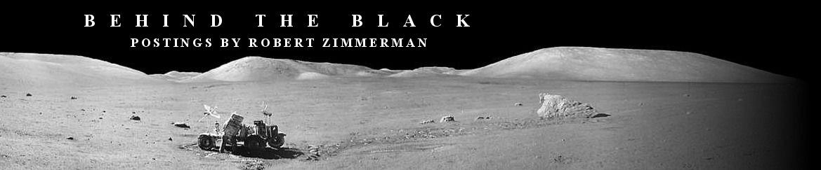 Behind The Black – Robert Zimmerman