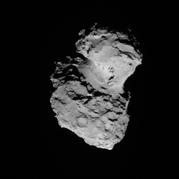 67P on August 8