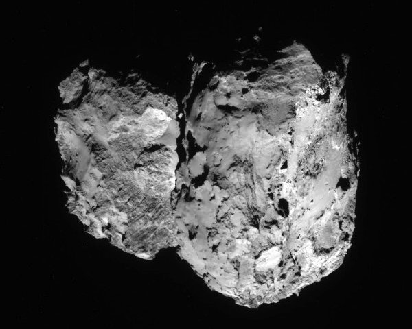 67P/C-G on August 6