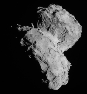 67P/C-G on August 22, 2014