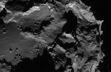 67P/C-G on August 23, 2014