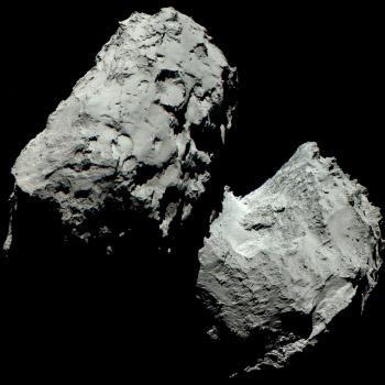 Comet 67P/C-G in color