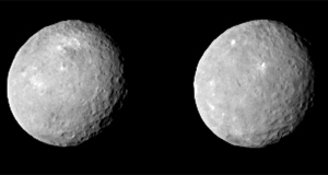 Ceres as since on February 12, 2015 by Dawn