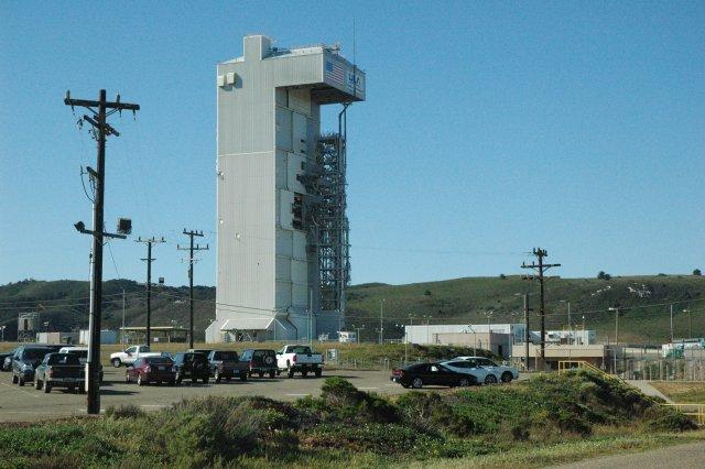 ULA/Atlas 5 launchpad