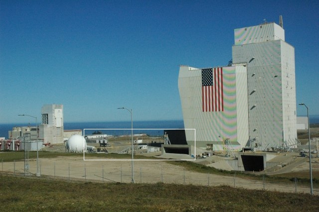 Delta ULA launch complex