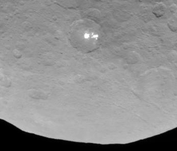 The double spot on Ceres