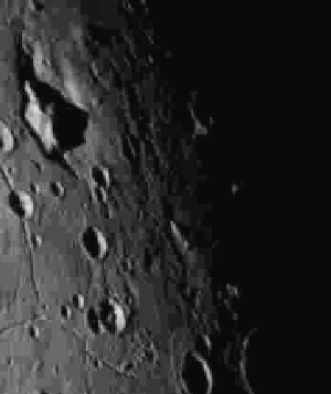 Charon's mountain in a moat