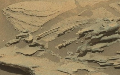 The spoon on Mars