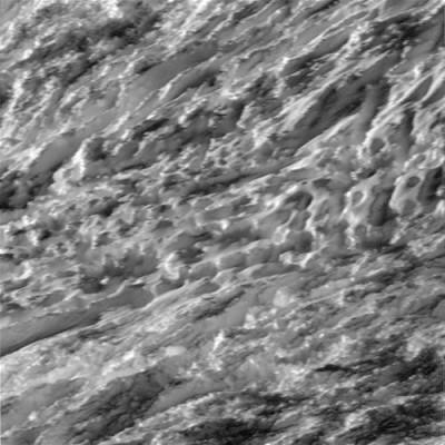 Enceladus at 77 miles