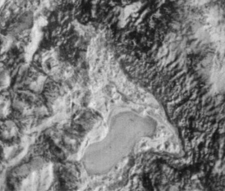 Pluto lake
