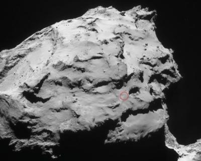 Rosetta's end