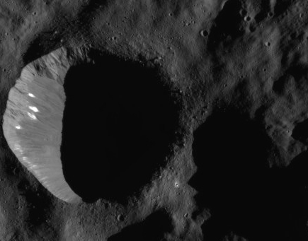 More bright spots on Ceres