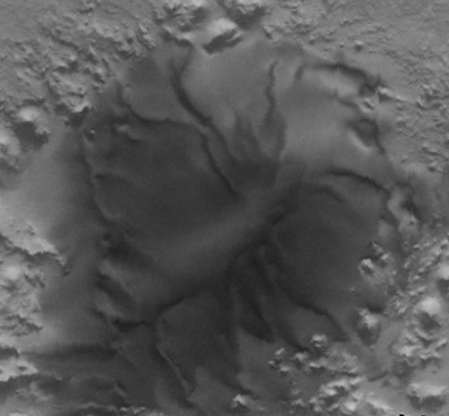 Close-up of Dune