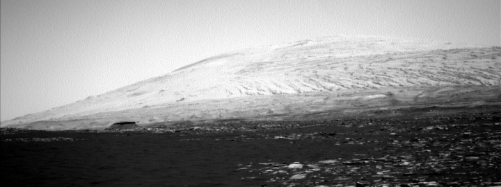 Looking at Mount Sharp
