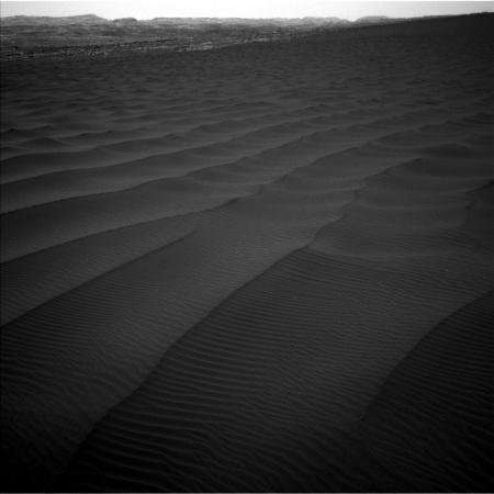 Dune fields