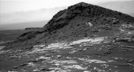 Ireson Hill, Sol 1604