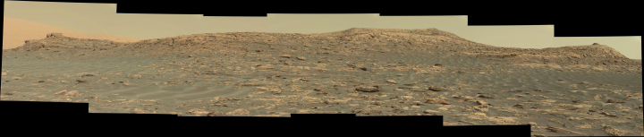 Low resolution image of Vera Rubin Ridge