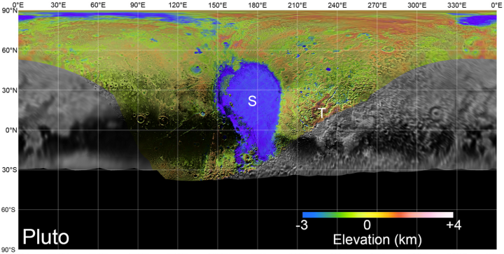Our best map of Pluto for many decades to come