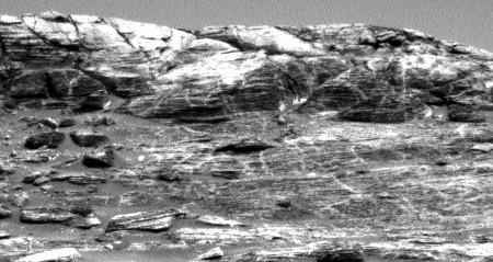 Vera Rubin Ridge close-up