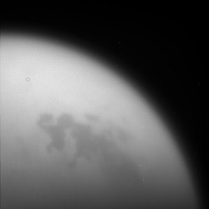 Titan by Casssini