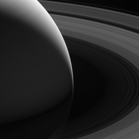 The glory of Saturn