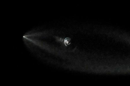 Falcon 9 launch, December 22, 2017