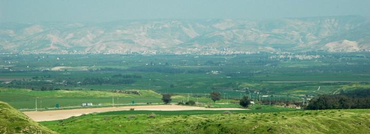 Looking into Jordan