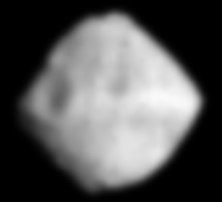 Ryugu from 150 miles