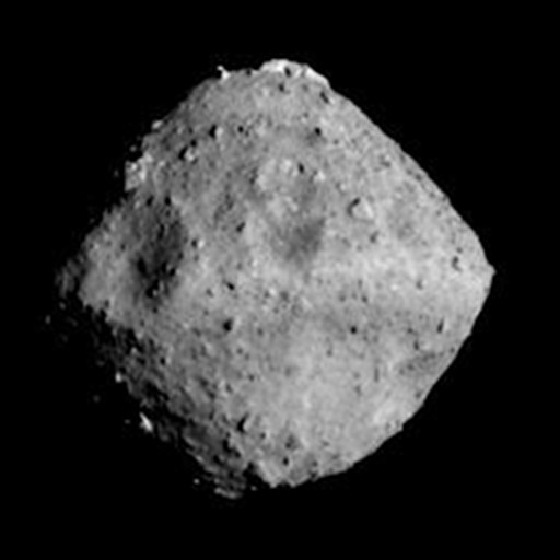 Ryugu from 25 miles