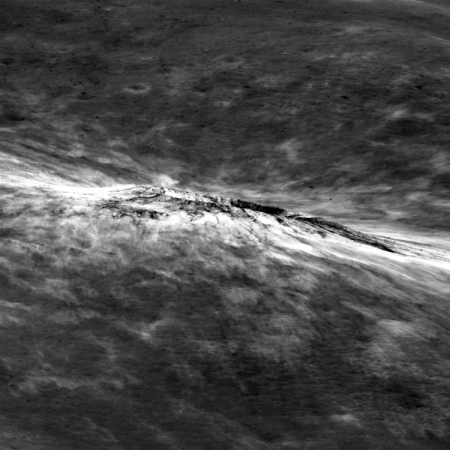cold spot crater