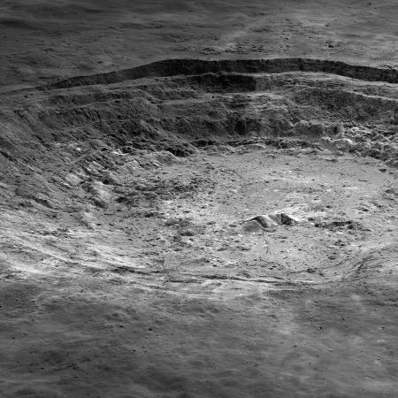Aristarchus Crater
