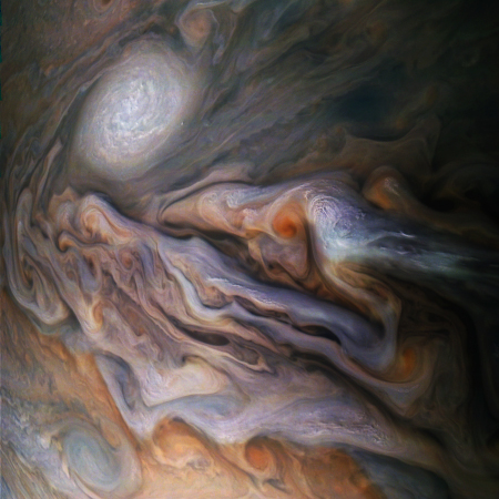 Jupiter's upper clouds
