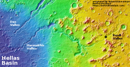 Overview of Reull Valles region