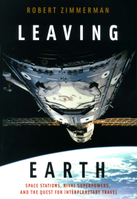Leaving Earth cover