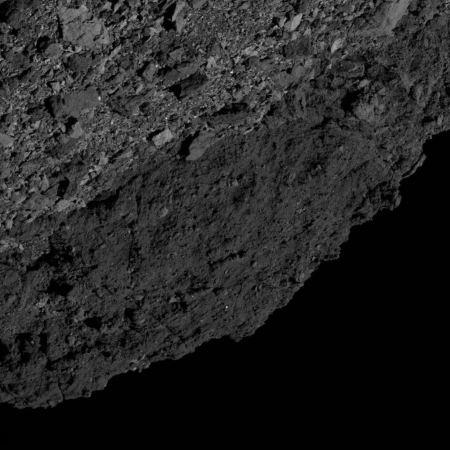 Bennu as seen by OSIRIS-REx