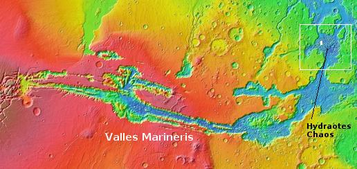 Marineris Valles