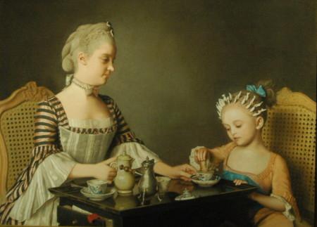 Jean-Etienne Liotard's