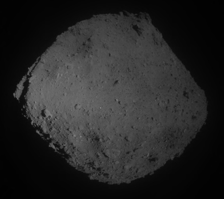 Ryugu during close approach