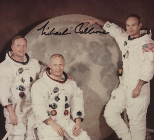 Standard Apollo 11 press image